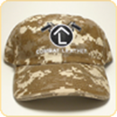 #4 Digital Camo Hat